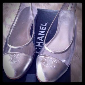 Chanel ballerina flats (RARE)